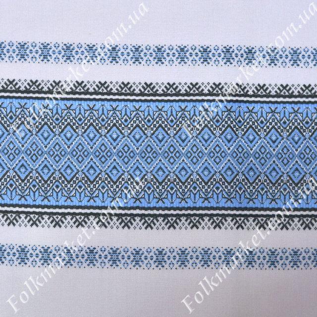 Ткань с украинской вышивкой Оранта ДК-51 1/2