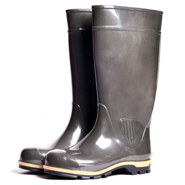 Резиновые сапоги, водоотталкивающая обувь
