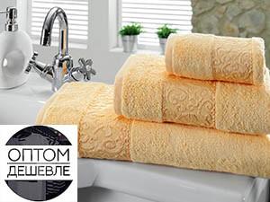 Купить махровые полотенца для дома