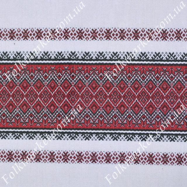 Ткань с украинской вышивкой Оранта ТДК-51 1/1