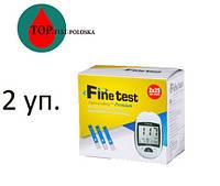 Тест-полоски Fine Test Premium 2 упаковки