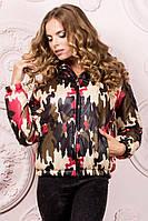 Курточка с камуфляжной расцветкой. 3 цвета