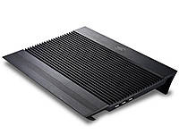 """Подставка для ноутбука до 17"""" DeepCool N8, Black"""