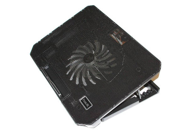"Подставка для ноутбука до 16"" Havit Cooler Pad HV-F2030, Black, фото 2"