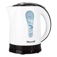 Электрочайник Maxwell MW-1079 W , электрический чайник, електрочайник