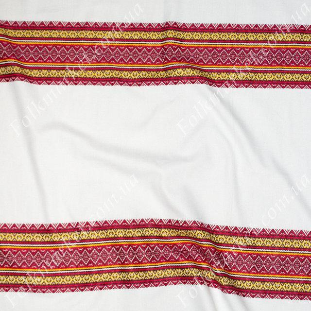 Ткань с украинской вышивкой Оранта ТДК-51 2/3
