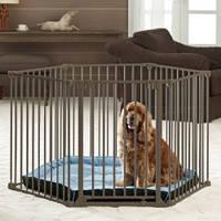 Вольер-манеж Savic Dog Park de Luxe (Дог Парк Делюкс) для щенков, фото 1