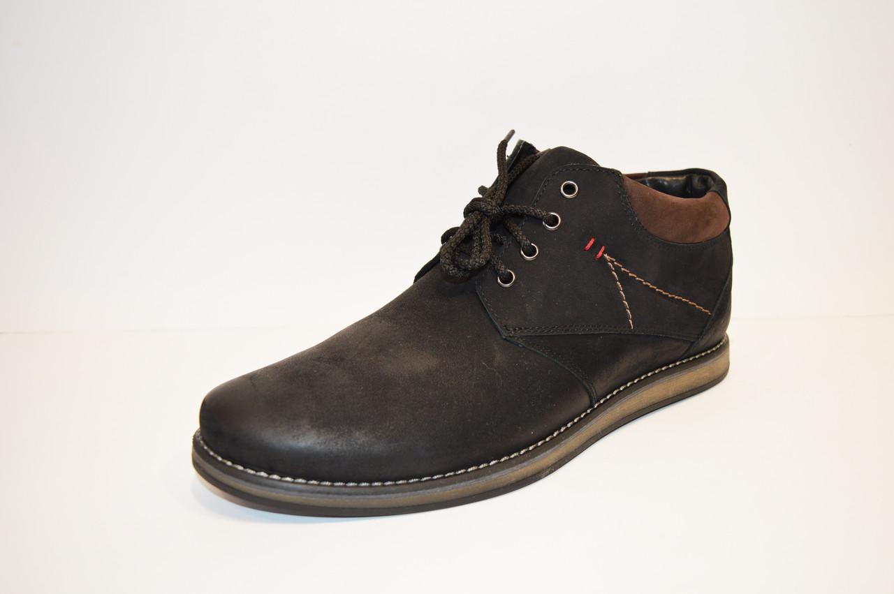 Ботинки мужские зимние Fabio 499