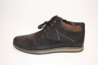 Ботинки мужские зимние Fabio 499, фото 2