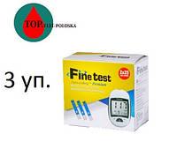 Тест-полоски  Fine Test Premium 3 упаковки