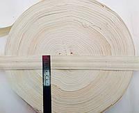 Корсаж брючный ХБ, цвет бежевый (50м в рулоне )