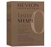 Lasting Shape Curly Состав для завивки для жестких волос 0 набор, 3*100 мл