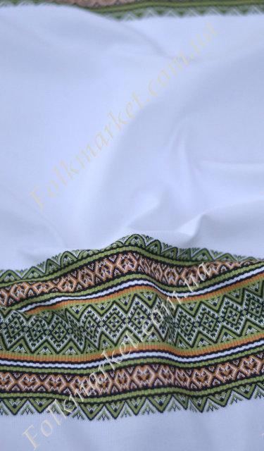 Ткань с украинской вышивкой Оранта ТДК-51 2/4