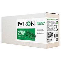 Картридж HP 80A (CF280A), Black, LJ Pro M401/M425, 2.7k, Patron Green (PN-80AGL)