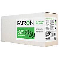 Картридж Samsung MLT-D108S, Black, ML-1640/1641/2240/2241, ресурс 1500 листов, Patron Green (PN-D108GL)