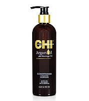 CHI Argan Oil Conditioner Кондиционер Питательный с Арганой 355мл