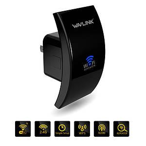 WAVLINK WL-WN519N2 репитер, роутер, повторитель, усилитель, ретранслятор Wi-Fi сигнала
