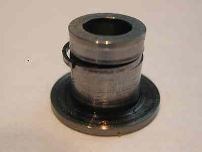 Износ уплотнительного кольца со стороны корпуса компрессора