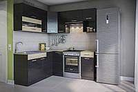 Кухня Алина угол 1,7*1,9м ДСП Св.Меб, фото 1