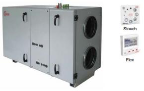Приточно-вытяжная установка Salda RIS 1000 HЕ 3.0