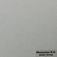 Рулонные шторы Одесса Ткань Muenchen блэк-аут Grey 5001