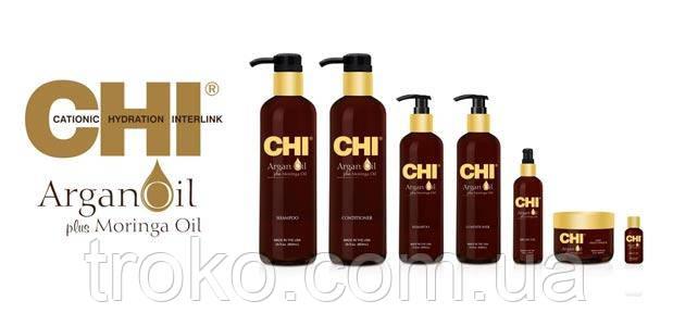 CHI Argan Oil Conditioner Кондиционер Питательный с Арганой 355 мл