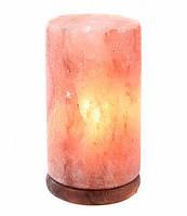 Светильник из гималайской соли Цилиндр, фото 1