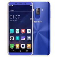 Cмартфон Bluboo S8 Blue 3/32 gb MTК 6750T 3450 мАч