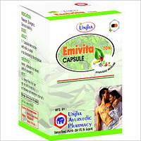 Эмивита / Emivita лечит все виды сексуальных расстройств у мужчин Unjha.