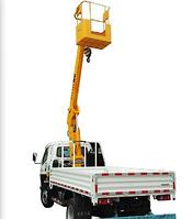 Аренда малого подъемного крана для грузовика BOB LIFT