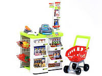 Детский тематический игровой набор Супермаркет IW352 , фото 1