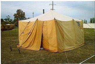 Палатка армейская тпп