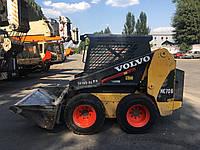 Мини погрузчик Volvo MC70