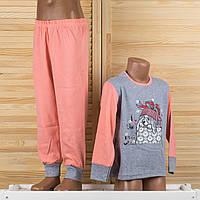 Детская пижама на девочку Турция. Moral 05-4 6/7. Размер на 6/7 лет.