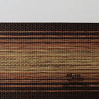 Рулонные шторы День Ночь Ткань Текила ВН 604 Brown