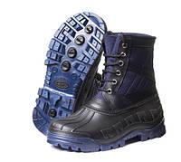 Бахилы мужские зимние оптом Литма 7704 синие