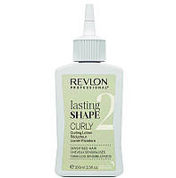 Lasting Shape Curly Состав для чувствительных, окрашенных и осветленных волос 2,100 мл