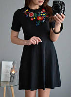 Короткое платье с вышивкой Red Herring