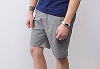 Летняя распродажа! Мужские коттоновые шорты.Серые М, L, XL, XXL