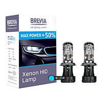 Лампы Brevia H4 Max Power + 50% 12450MP