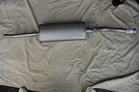 Глушитель 2110 2111 2112 ,2170-72 после 2007 г.в. Мотор Сич