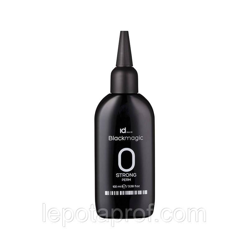 Химическая завивка CHEMISTRY для нормальных волос IDHAIR BLACK MAGIC 0 /F 100мл