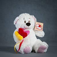 Мягкая игрушка «Мишка с шариками» 228, 30 см