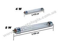 УФ бактерицидная лампа мощностью 8W