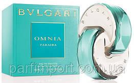 Bvlgari Omnia Paraiba edt 40 ml  туалетная вода женская (оригинал подлинник  Италия)