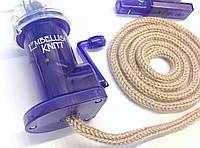 Автоматическая машинка для вязания шнура.