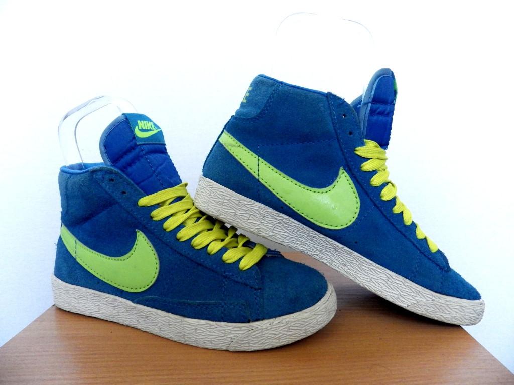 88944597 Купить Кроссовки Nike Blazer 100% ОРИГИНАЛ р-р 36 (22,5см) (Б/У ...