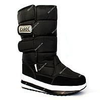 Жіночі дутики - чоботи зимові м'які (317а)