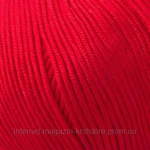 Пряжа Mondial Cometa Красный