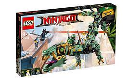 Конструктор LEGO Ninjago Механический Дракон Зелёного Ниндзя (70612)